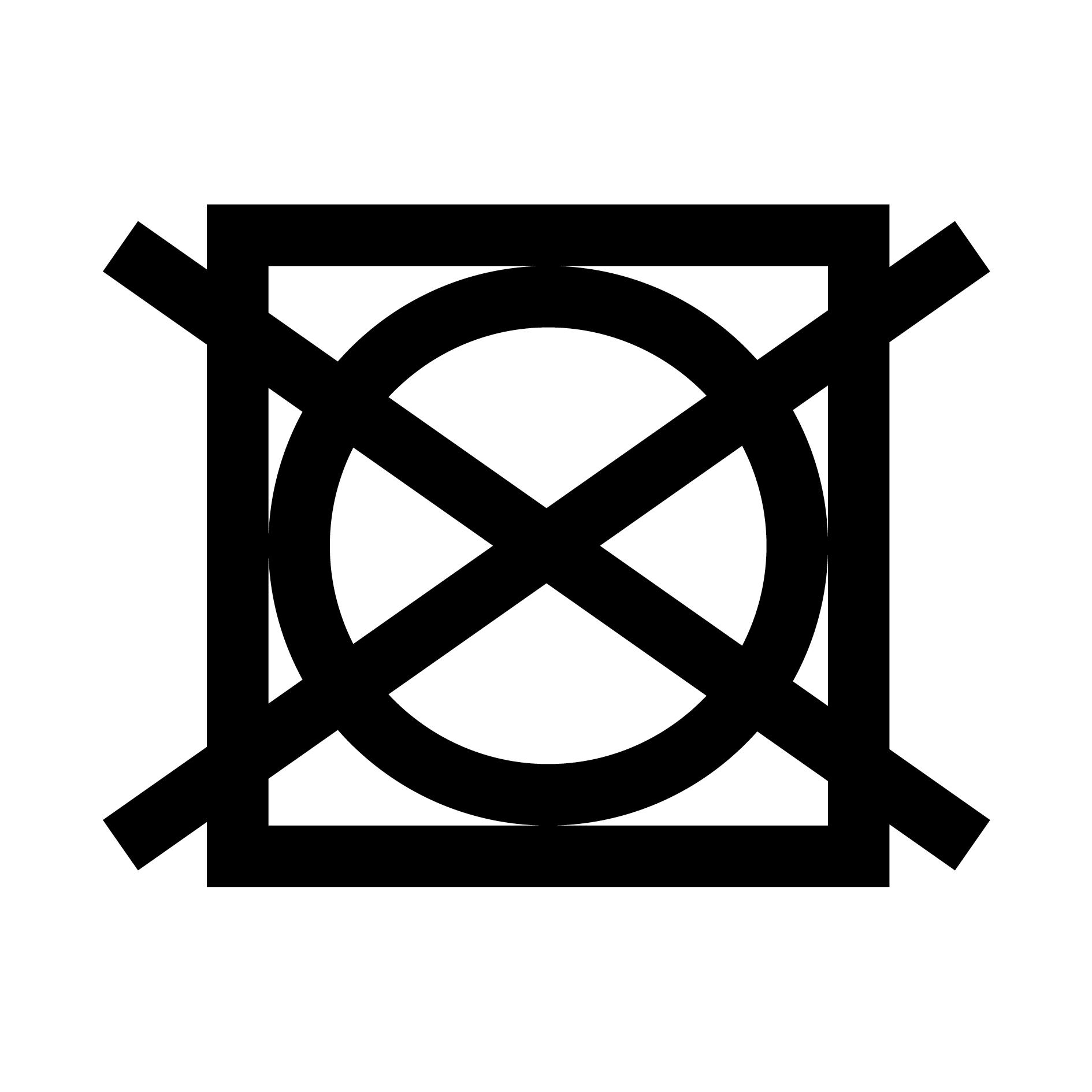 sechage tambour interdit