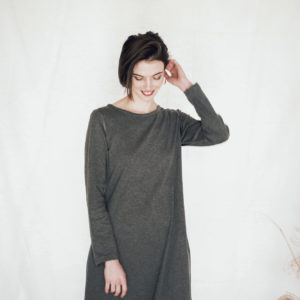 Robe coton Mayway