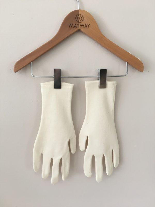 gants dermato en coton